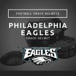 Philadelphia Eagles Snack Helmet