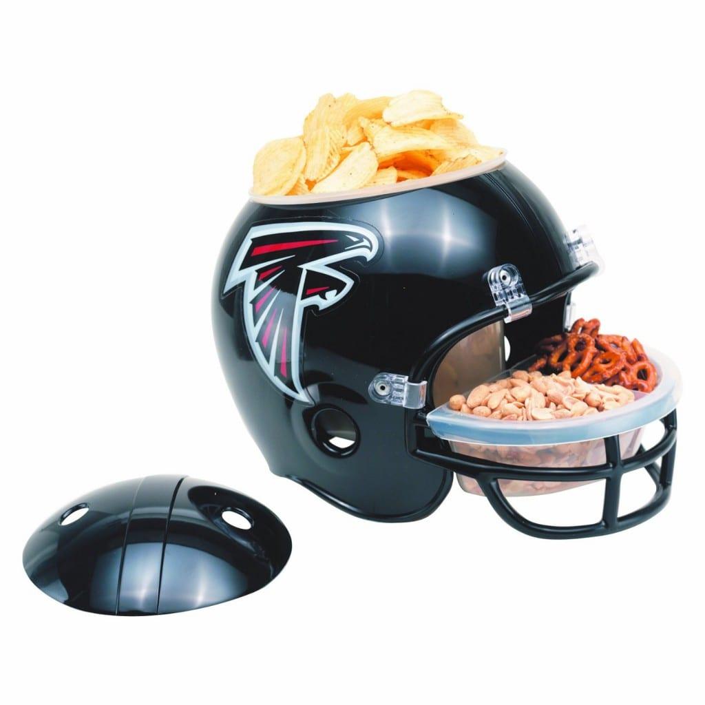 Atlanta Falcons Snack Helmet