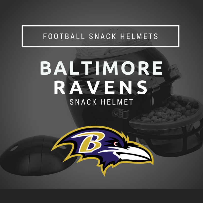 low priced 4007e c8ffc Snack Helmets for Teams on the AFC North Division