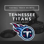 Tennessee Titans Snack Helmet