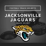 Jacksonville Jaguars Snack Helmet