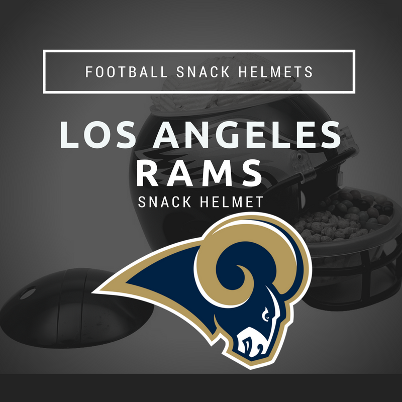 Los Angeles Rams Snack Helmet